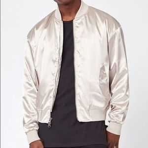 Brand New Pacsun Mens Satin Jacket/Windbreaker XL